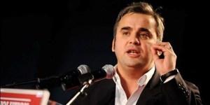 """Alexis Corbière : """"au Parti de Gauche, notre """"plan B"""" envisage la sortie de l'euro"""""""