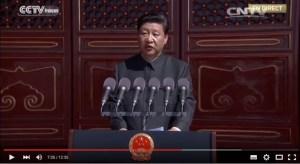 Vidéo : Discours du président chinois Xi Jinping lors du défilé de la Journée de la Victoire  – 70e anniversaire de la victoire sur le fascisme