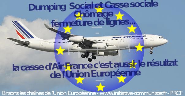 air france europe libérale