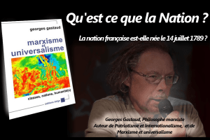 georges gastaud marxisme et universalisme nation