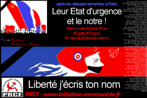 hommage national PRCF