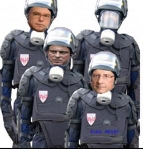Répression et violences policières : le vrai visage du gouvernement Hollande MEDEF UE !