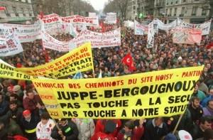 Décembre 1995 – 2015 : il y a 20 ans le mouvement social faisait reculer Juppé !