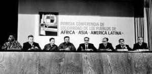 Il y a 50 ans s'ouvrait la conférence Tricontinentale