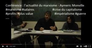 Vidéo Karl Marx et le marxisme dans le contexte actuel – Conférence vidéo pour les jeunes communistes 6/6