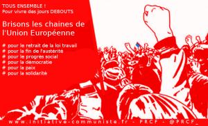 POUR DE NOUVEAUX « JOURS DEBOUT » par Georges Gastaud, réflexion sur un article de Frédéric Lordon  #NuitDebout