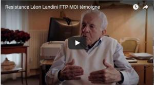 Résistance : Léon Landini témoigne !