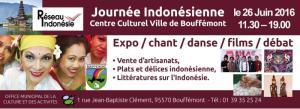 Journée de solidarité avec l'Indonésie à Bouffémont le 26 Juin 2016 [Réseau Indonésie]