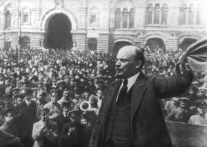 7 novembre : Commémoration symbolique devant la maison de Lénine à Paris ; le PCF condamne la révolution #Revolution100ans