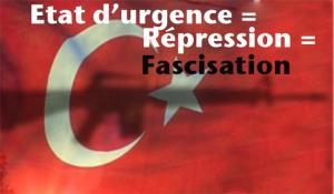 TURQUIE : un nouveau pas franchi dans la fascisation – Commission internationale du PRCF
