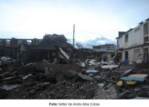 Ouragan Matthew Solidarité avec Cuba : Cuba n'est pas seule! #cuba #solidarité #ouragan