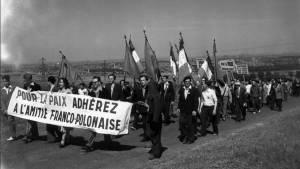 Polonia : l'aile gauche de la communauté française polonaise victime de la répression politique, une histoire oubliée