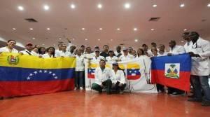 Les médecins vénézuéliens ont soigné plus de 6 000 patients en Haïti