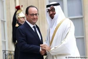 Honte : Pour se rendre à une conférence aux Emirats Arabes Unis Hollande n'assistera pas aux funérailles de Fidel Castro !