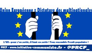 #UE Voyage en Eurocratie : une seule solution, le Frexit progressiste !