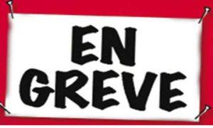 Très forte grève à la SNCF et  poussée de la mobilisation dans les facs et lycées #JeSoutiensLaGreveDesCheminots