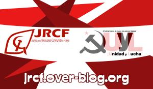 Les JRCF échangent avec les jeunesses communistes du Parti Communiste des Peuples d'Espagne