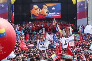 Venezuela : Une marée humaine accompagne Maduro pour le dépôt de sa candidature !