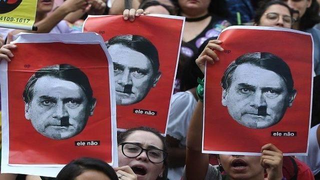#Bresil Bolsonaro : le fascisme c'est la terreur et la guerre - Dossier spécial
