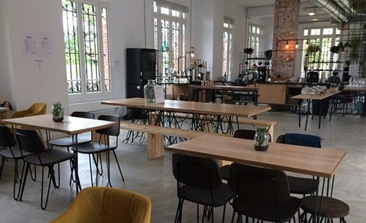 Foodentropie : un restaurant au cœur du château de Nanterre