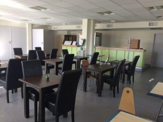 Salle cafétéria