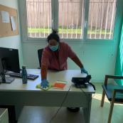 Nettoyage bureau