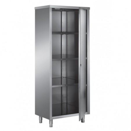 armoire inox 1 porte battante