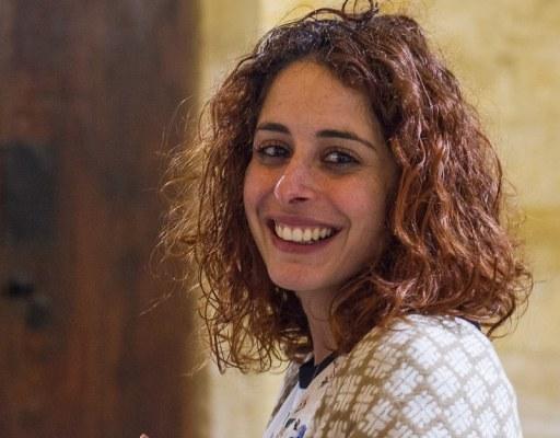 Elena Cardona. Photo by Katel Delia.