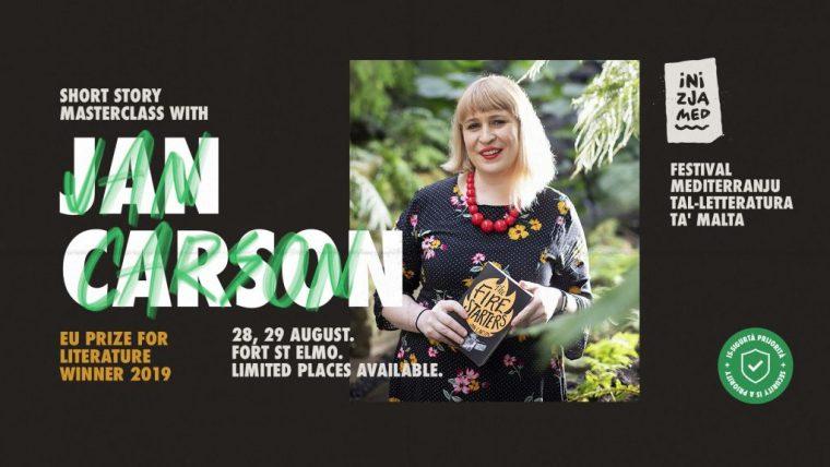 FMLM 2020 Jan Carson