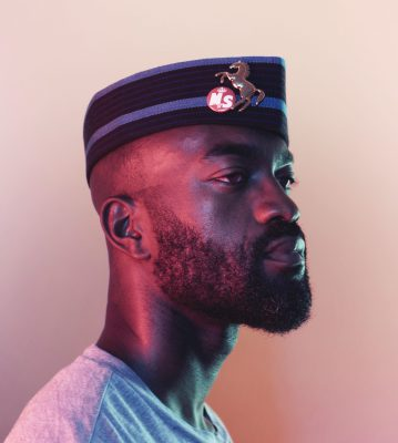 'Always in transit' – Inua Ellams interviewed in the Times of Malta