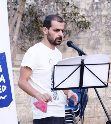'The many voices of the Mediterranean' – Jean Paul Borg interviewed on the Times of Malta