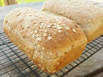 Hearty 5 grain bread