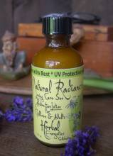 natural radiance protection lotion