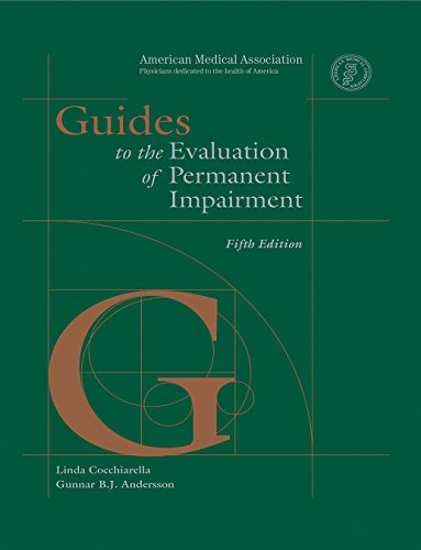 AMA Guide for Impairment Rating
