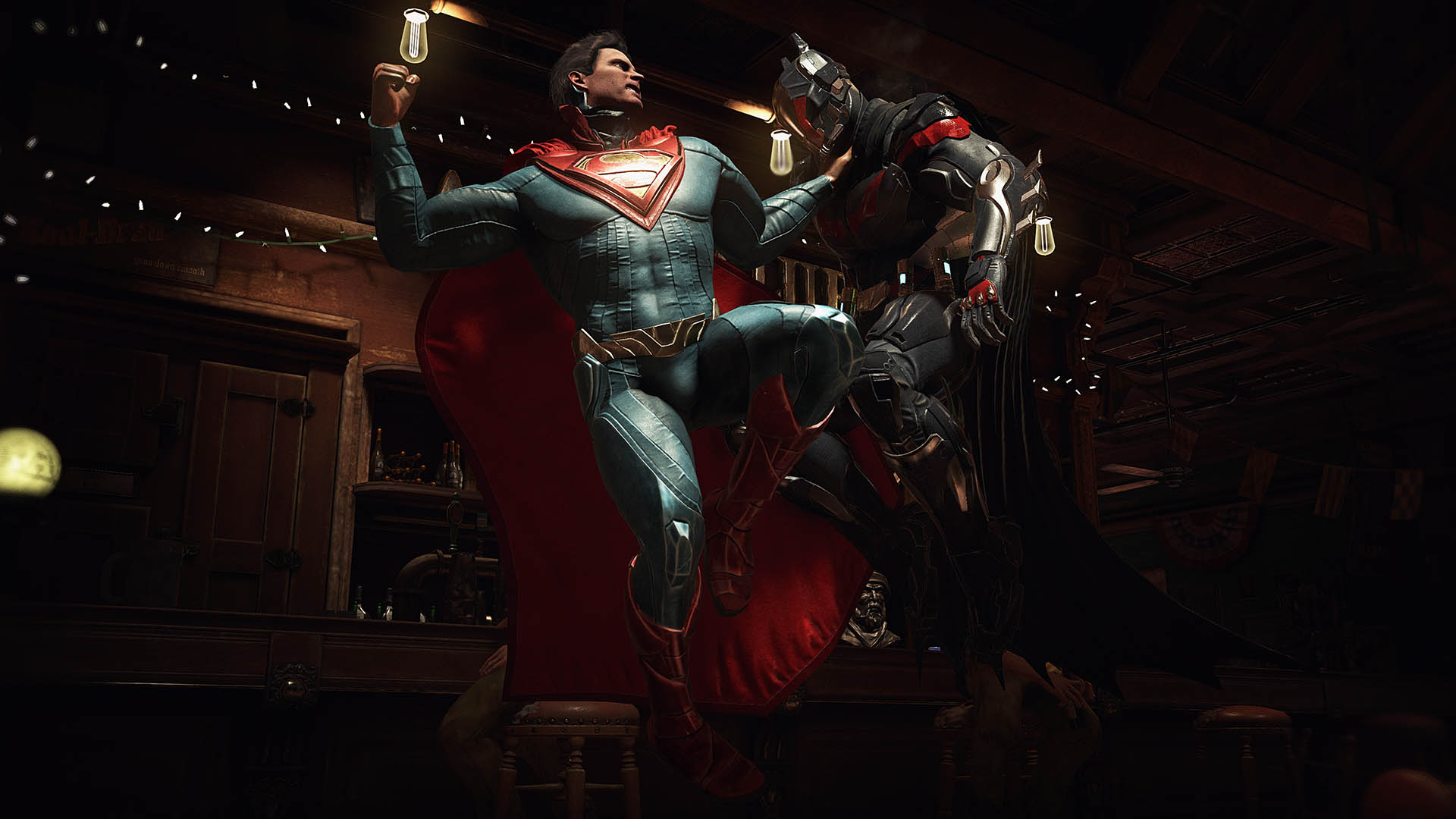 Screenshots Injustice 2
