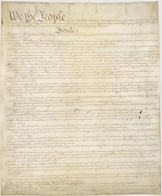 U.S. Constitution