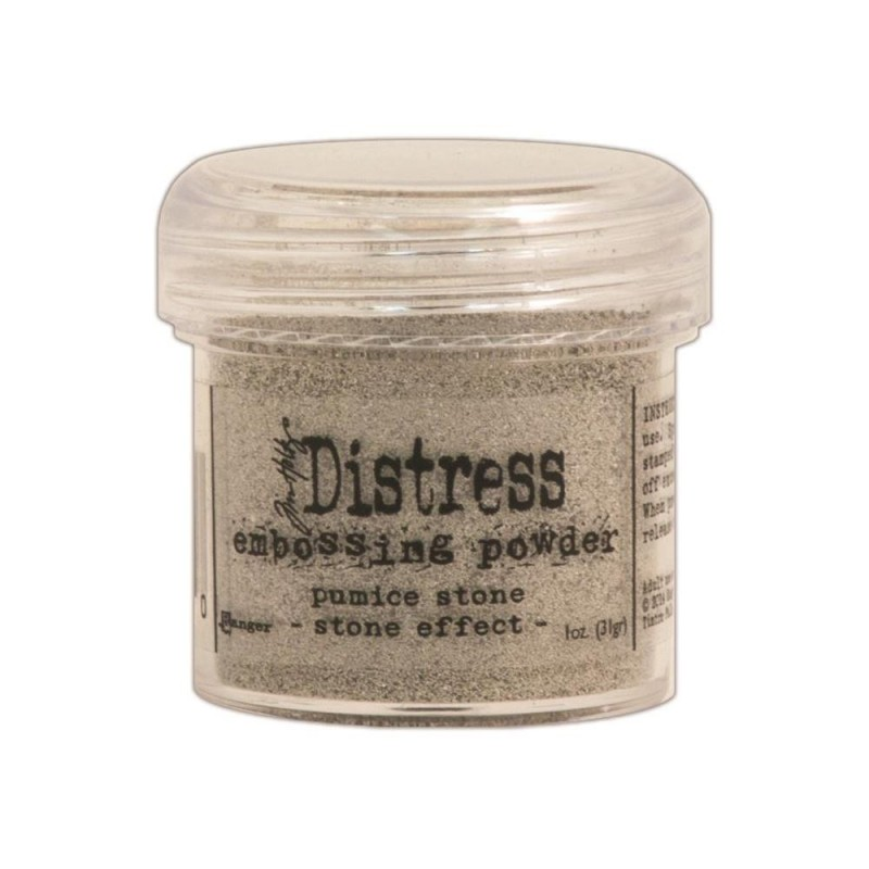 distress embossing powder 1oz pumice stone stone effect ink
