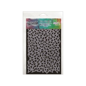 Dyan Reaveley's Dylusions Stencils 5″X8″ – Triangles