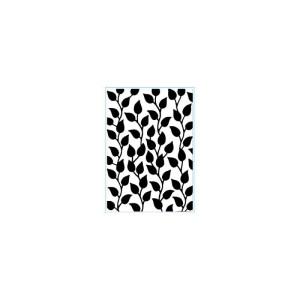 Elizabeth Craft Embossing Folder 4″X6″ – Curvy Leaves