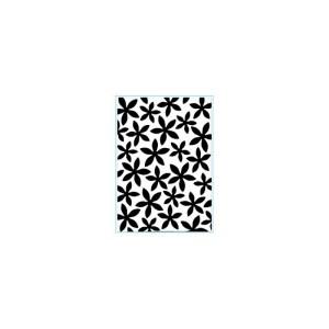 Elizabeth Craft Embossing Folder 4″X6″ – Petal Power