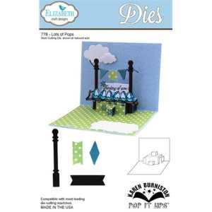 Elizabeth Craft Pop It Up Metal Dies By Karen Burniston – Lots Of Pops
