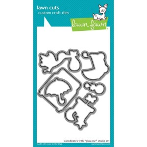 Lawn Cuts Custom Craft Die – Plus One