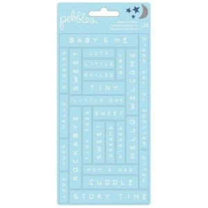 Special Delivery Boy Label Stickers 25/Pkg – Phrases
