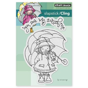 Penny Black Cling Stamps – Sunshine