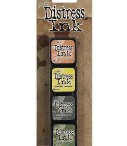 Tim Holtz Mini Distress? Ink Kit 10