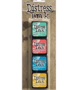 Tim Holtz Mini Distress? Ink Kit 13