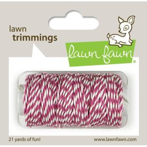 Lawn Fawn – orchid single cord