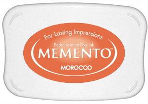 Memento Dye Ink Pad – Morocco
