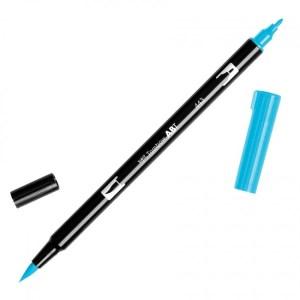 Tombow Dual Brush Marker – 443 Turquoise