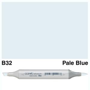Copic Sketch B32-Pale Blue